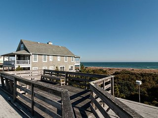 Memories to last a lifetime at a beach cottage nestled in between the dunes