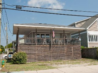 Affordable, pet friendly cottage at the south end of the beach