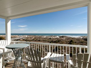 Wonderful ocean views and breezes await you at this oceanfront condo