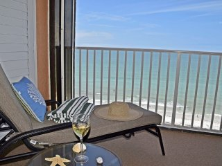 Sandcastle II Penthouse #2 Indian Shores Beachfront