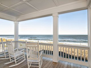 Treat your family to this premier oceanfront duplex close to the pier