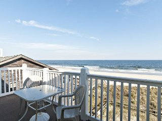 Amazing views from this top floor condo close to the north end pier