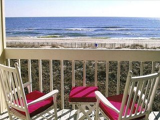 Renovated and professionally designed oceanfront condo with pool