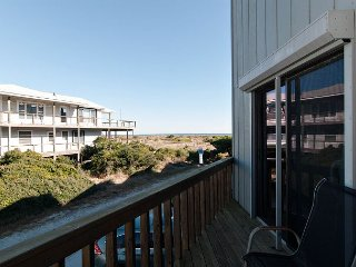 Oceanview condo just steps from the beach!