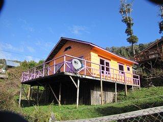 Cabaña Maicolpue Rio Sur