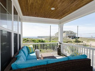 Make this a family tradition!  Oceanfront Duplex