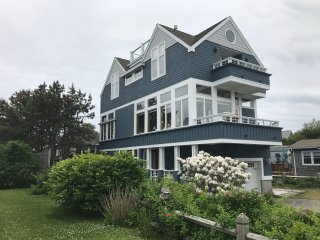 Updated BEACH HOUSE at Island View Ave in Saco. Mike Wiley