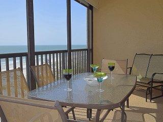 Incredible Beachfront Views