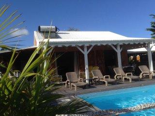 VILLA ALBATROS - Golf de Saint Francois - piscine privée