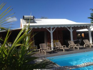 VILLA ALBATROS - Golf de Saint Francois - piscine privee