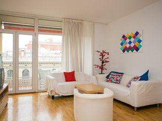 Sagrada Familia 4 bedroom with terrace