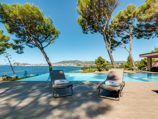Villa d'architecte face à la mer à La Ciotat