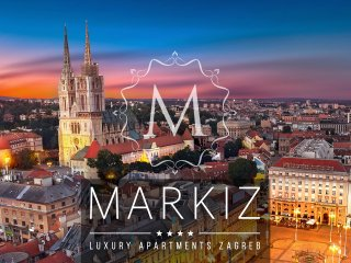 Markiz Rococo Apartment - NEW, luxury, city center, 1.st floor, free wifi, A/C