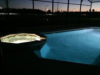 5Bed 5bath with pool near Disney