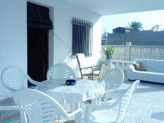 casa en la playa de Oliva (Valencia)
