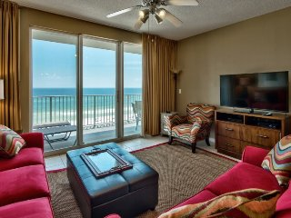Beachfront Vacation Condo Located inside Majestic Sun at Seascape