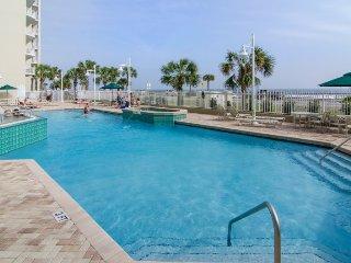 Amazing Gulf Views & Stunning Sunsets~1 Bedroom Beachfront Vacation Condo with B