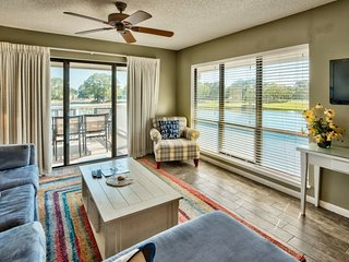 2 Bedroom Beach Retreat in Sandestin Golf and Beach Resort With Stunning Views