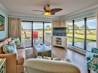 2BD/2BA Bayside Vacation Condo Sandestin Golf and Beach Resort Golf Cart Include
