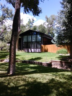 Private 2 acres, Hot tub, Off street parking, Gameroom, Fire pit & BBQ.