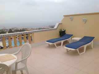 Balcon Andalucia B - Beautiful 1 bed apt with large terrace & spectacular views