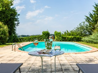 5 bedroom Chateau in Jogue, Nouvelle-Aquitaine, France : ref 5049705