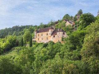 4 bedroom Chateau in Mauzens-et-Miremont, Nouvelle-Aquitaine, France : ref 50496