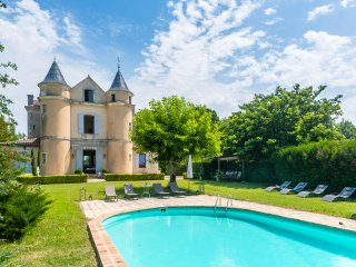 5 bedroom Chateau with Pool and WiFi - 5049705