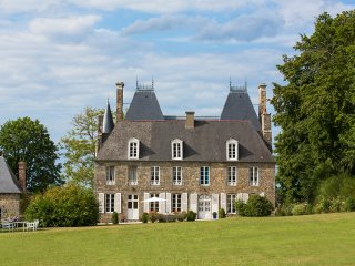 7 bedroom Chateau in Combourg, Brittany, France : ref 5049755