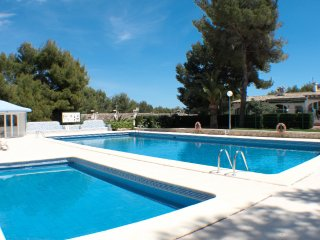 La Cabaña - comfortable holiday accommodation in Moraira