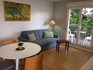 Appartement lumineux avec parking proche centre ville de Chartres