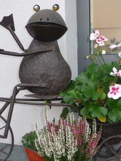 A l'Ancien Moulin - Mariette et André se réjouissent de vous y accueillir !