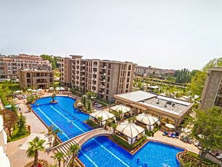 2 Bedroom Luxury Apartment In Cascadas 5* Complex