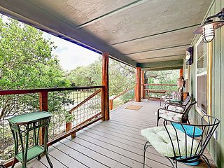 Unique 5BR w/ Forest Views on 8 Acres – 15-Minute Drive to Downtown Austin