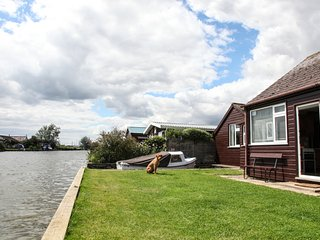 Melrose - sits on the main river at Potter Heigham, North East side