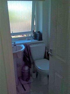 BATHROOM - LOUSY PHOTO LOL