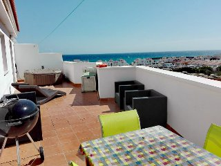 PENTHOUSE PLAYA,Terrasse 70M2, Wifi,TV Sat,jacuzzi
