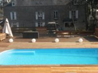manoir tout équipé piscines sauna foot beach volley pétanque billard baby foot