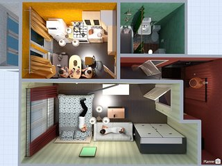 Apartment on Sergeya Priminina 6