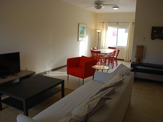 Stylish 2BR t/house with pool and access to Rose Hall Beach, Montego Bay Apt.#3
