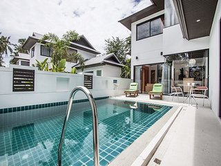 3 Bedroom Villa 11 - Short Walk to Beautiful Ban Tai Beach