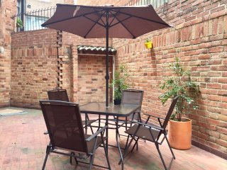 amazing flat wit terrace close to 93 park