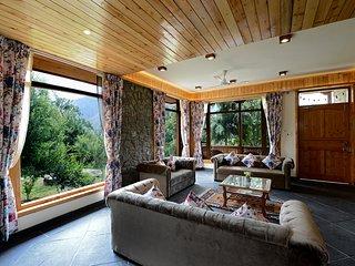 3BHK Luxury Cottage at Manali