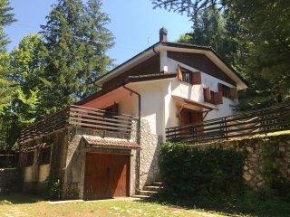Villa elegante in affitto a Pescasseroli