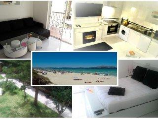 I, Next the best beach of Mallorca