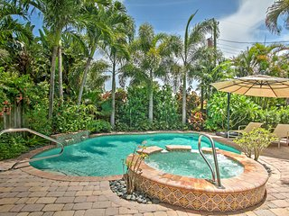 NEW! 'Secret Oasis' 3BR Fort Lauderdale House!