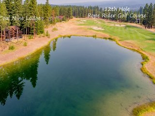 SUNCADIA'S FINEST!! * Slps 20 * Golf and Water Views * Hot Tub * WiFi