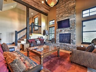 Luxury 4BR Deer Valley Home -Truly Ski-in/Ski-Out!