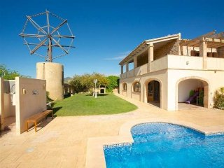 House for 6 people in Son Servera. Majorca. 3 bedrooms. Private pool. Air condit