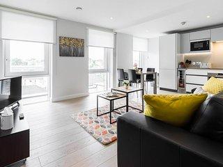 Stylish, Modern 2 Bed Apartment in Islington
